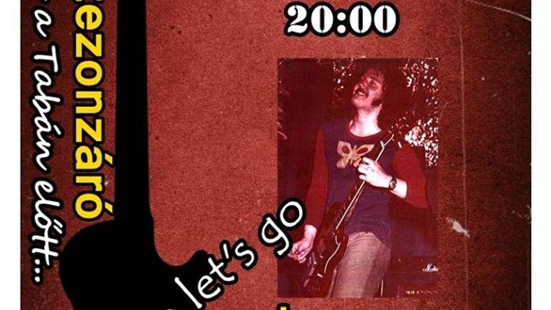 Tűzkerék, Glob Royal, Tabán, rock and roll