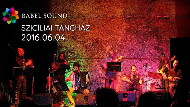 Egész estés olasz táncház a Fonóban: Szicília beköszön