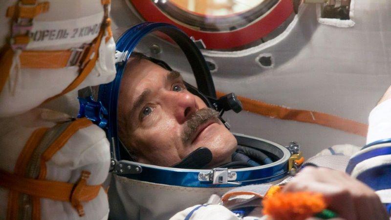 Houston, nincs baj: Űrhajós az Akváriumban!