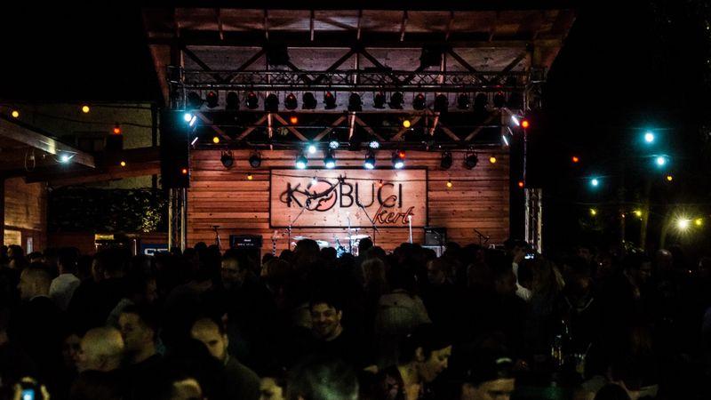 Egy teljes hónapig tartó juniális: Kobuci programok