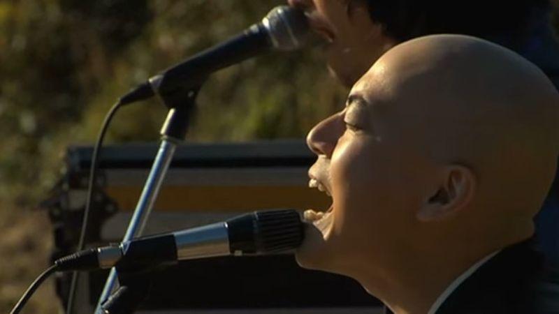 Rockzenész buddhista pap a Japán Filmhéten