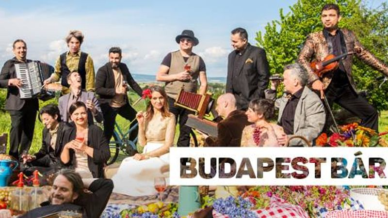 Fullos Budapest Bár a Parkban