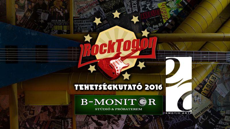 Egy újabb tehetségkutató: Rocktogon 2016. Atus a zsűriben!!!