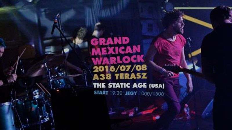 A szúdióból a Hajóra: Grand Mexican Warlock
