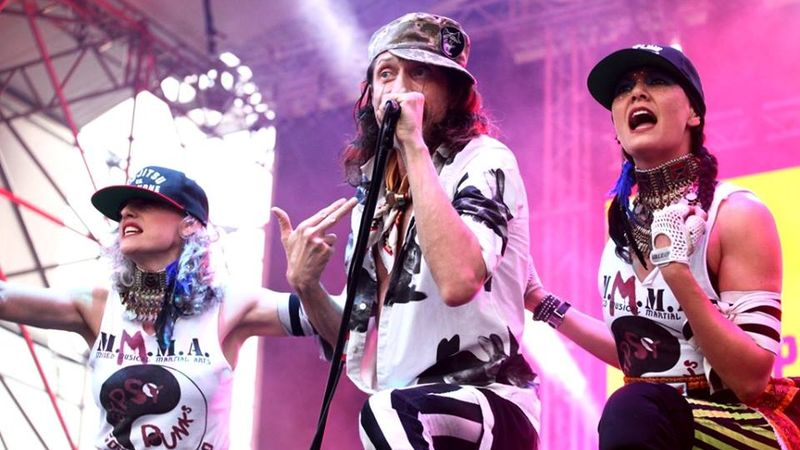 Mi fán terem a Gypsy Punks? Gogol Bordello a Trackben demonstrálta