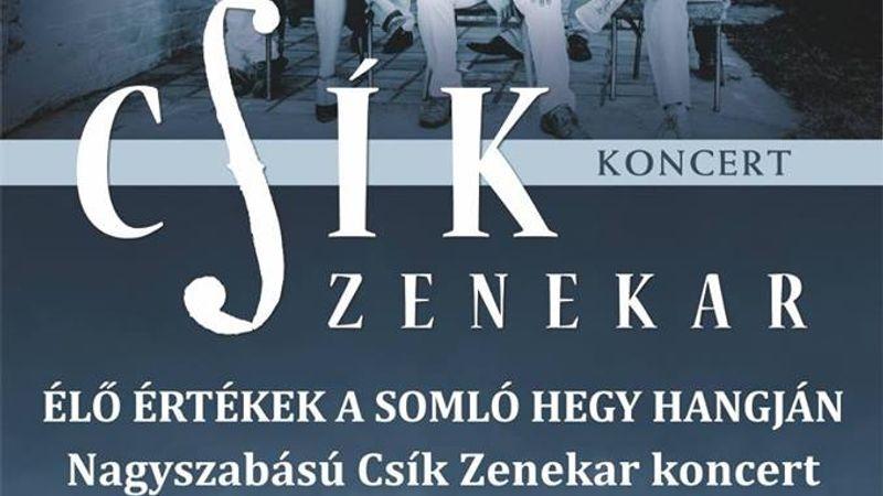 A Csík Zenekar is fellép a Somló Hegy Hangja Fesztiválon