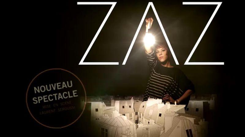 Franciás könnyedséggel a nagyszínpadokra: ZAZ a Parkban