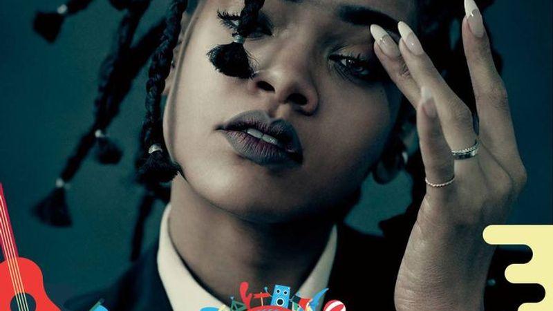 Rihanna fullon van