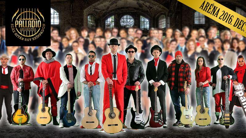 Száz gitáros az már nagyon jó