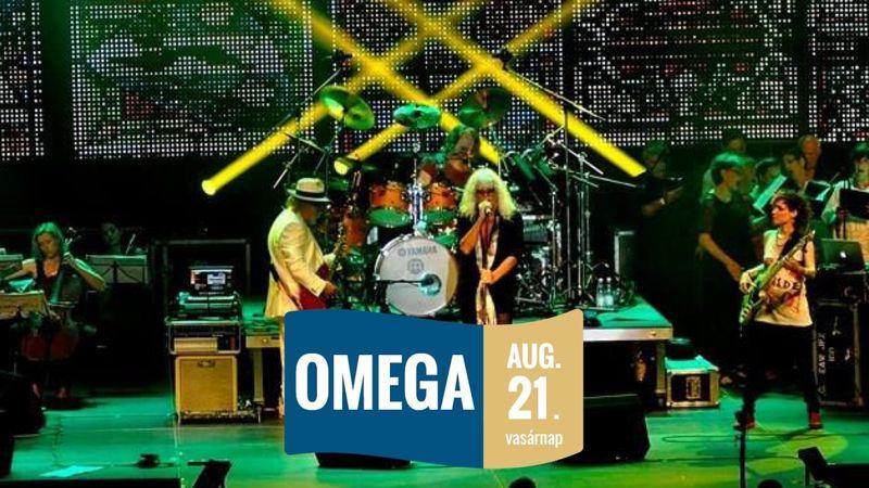 Az Omega volt a Kolozsvári Magyar Napok sztárfellépője