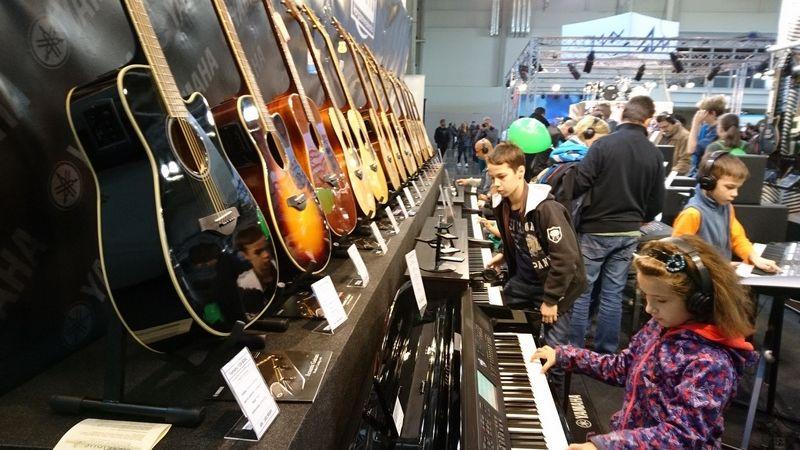 Budapest Music Expo: töretlen a gitár népszerűsége
