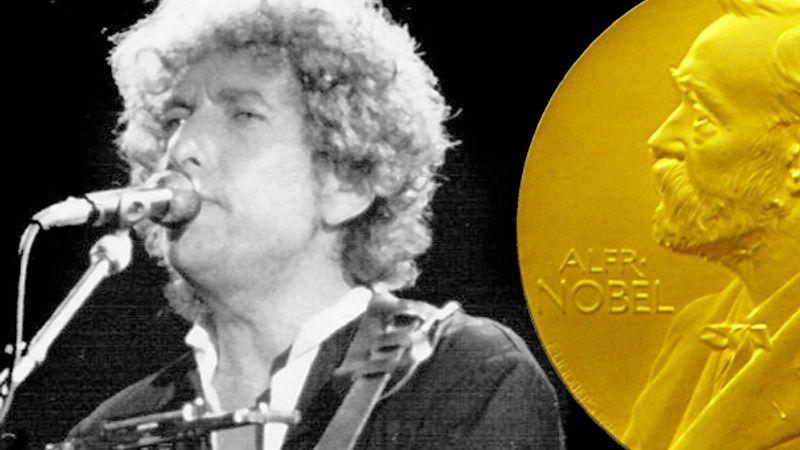 BRÉKING: Bob Dylan Nobel-díjat kapott!!
