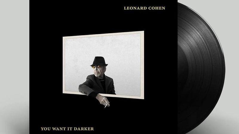 Saját fia volt a producere Leonard Cohen ma megjelenő albumának