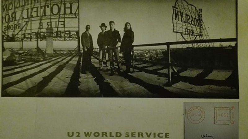 Aki képeslapot kapott a U2-tól, avagy miért pont a The Joshua Tree Tour?