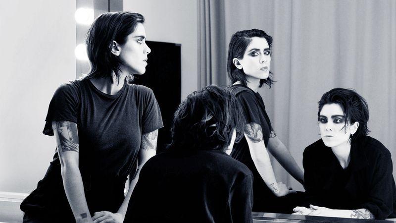 Kanadai ikerpár a Dürerben: Tegan and Sara