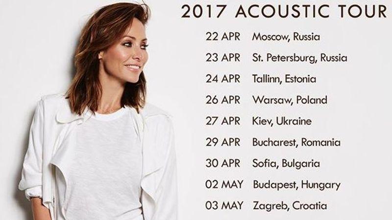 Natalie Imbruglia akusztikus koncertet ad Budapesten!
