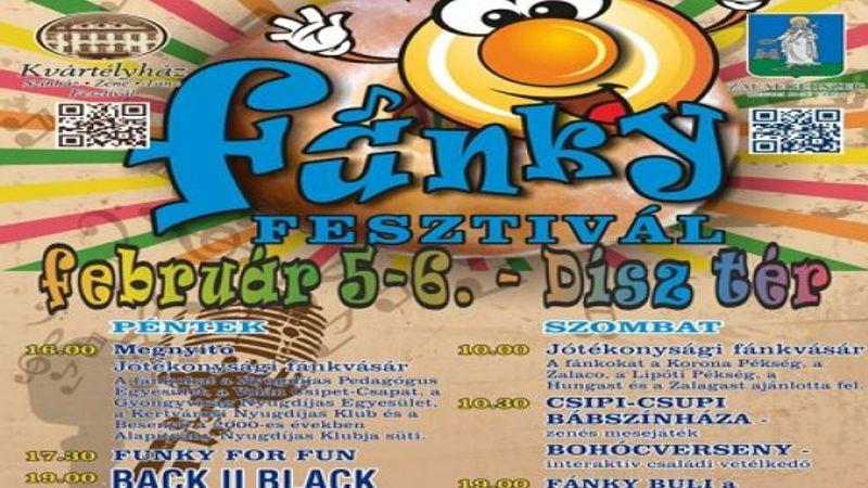 Fánky fesztivál Zalaegerszegen