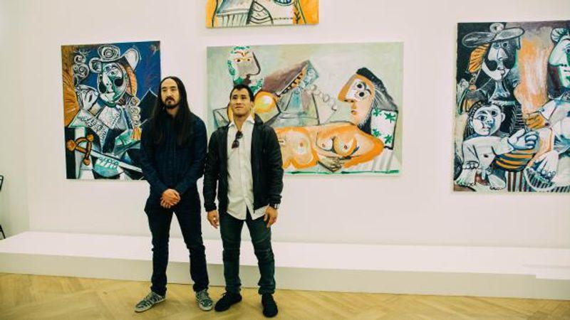 Picasso dédunokája is fellép a Soundon
