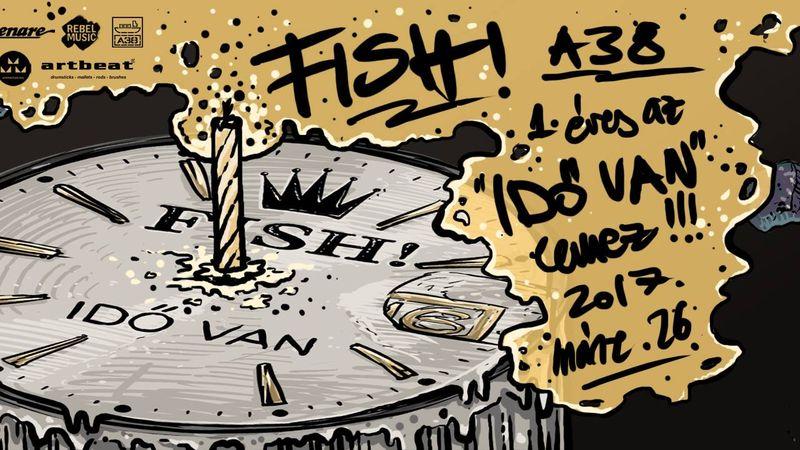 Fish! duplázás a Hajón