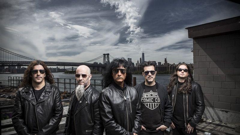 Júniusban visszajön az Anthrax!
