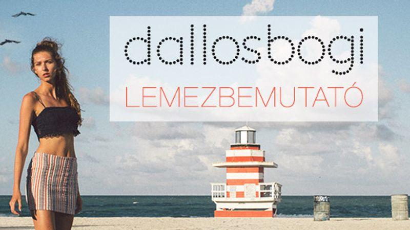 Új zenekari felállással debütál az A38 hajón Dallos Bogi új lemeze