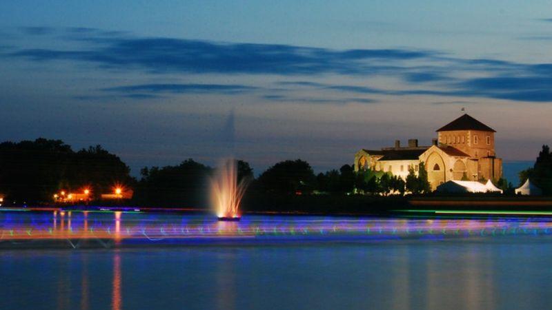 Az ország egyik legszebb helyszínén a Víz, Zene, Virág Fesztivál