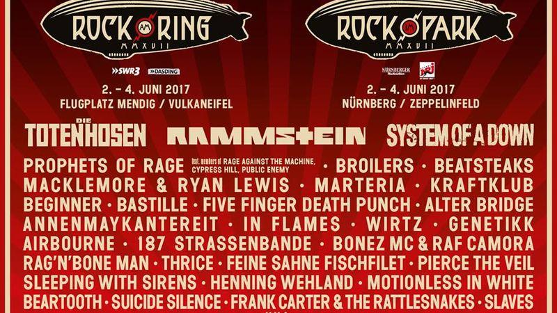 Félbeszakadt a Rock am Ring fesztivál, elmaradt a Rammstein-koncert