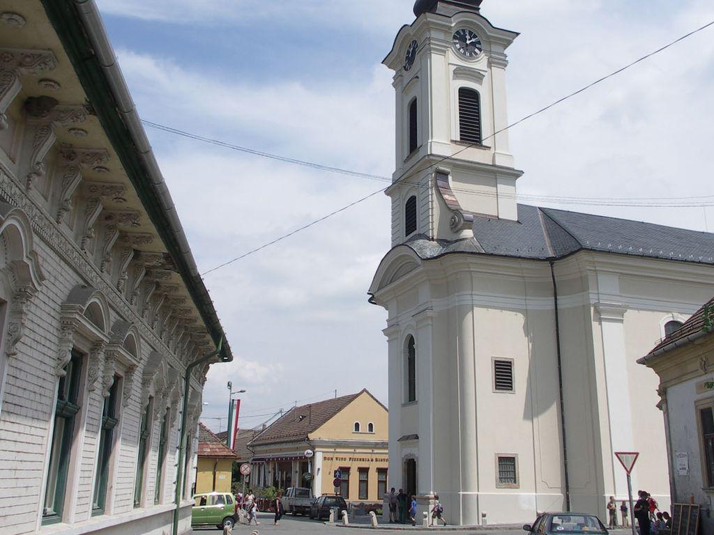 Visegrádi Keresztelő Szent János Templom