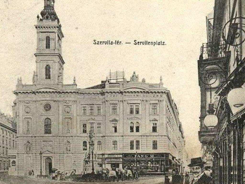 Szervita téri Belvárosi Szent Anna Templom (Szervita Templom)