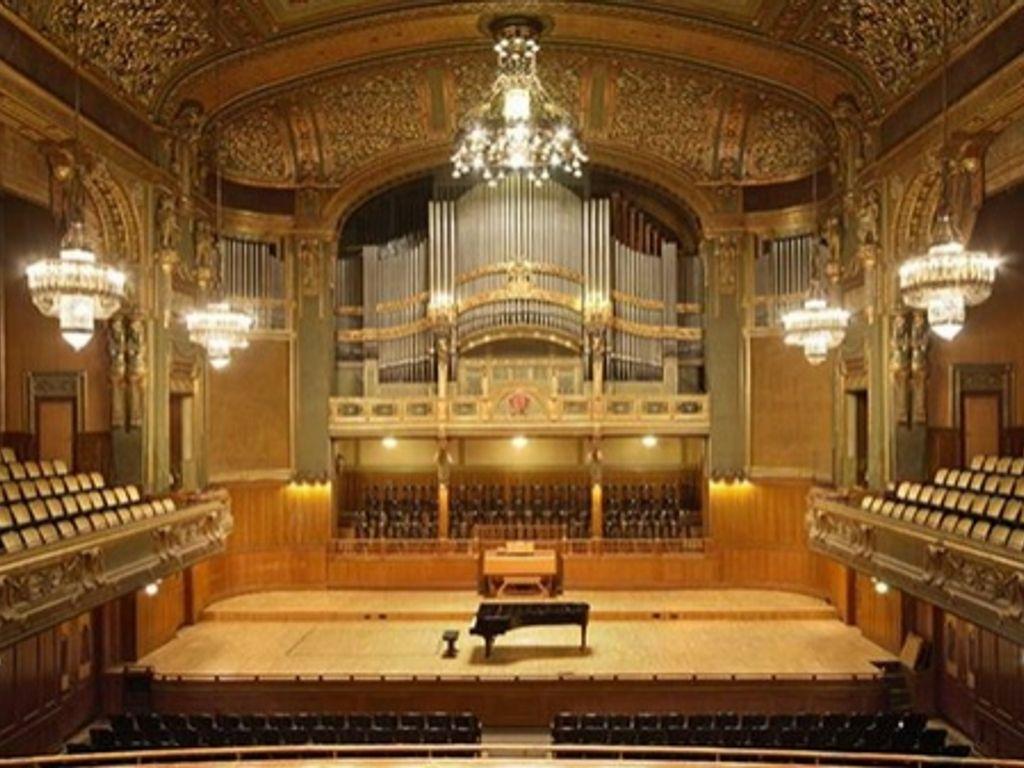 Zeneakadémia - Nagyterem