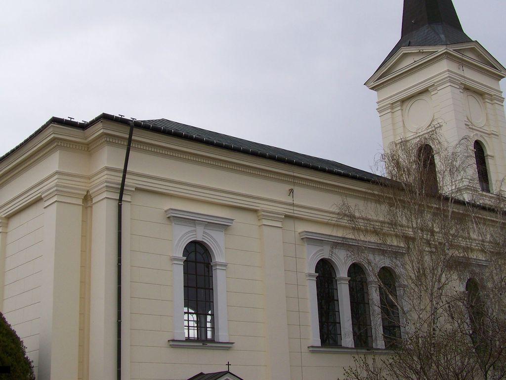 Paksi Evangélikus Templom