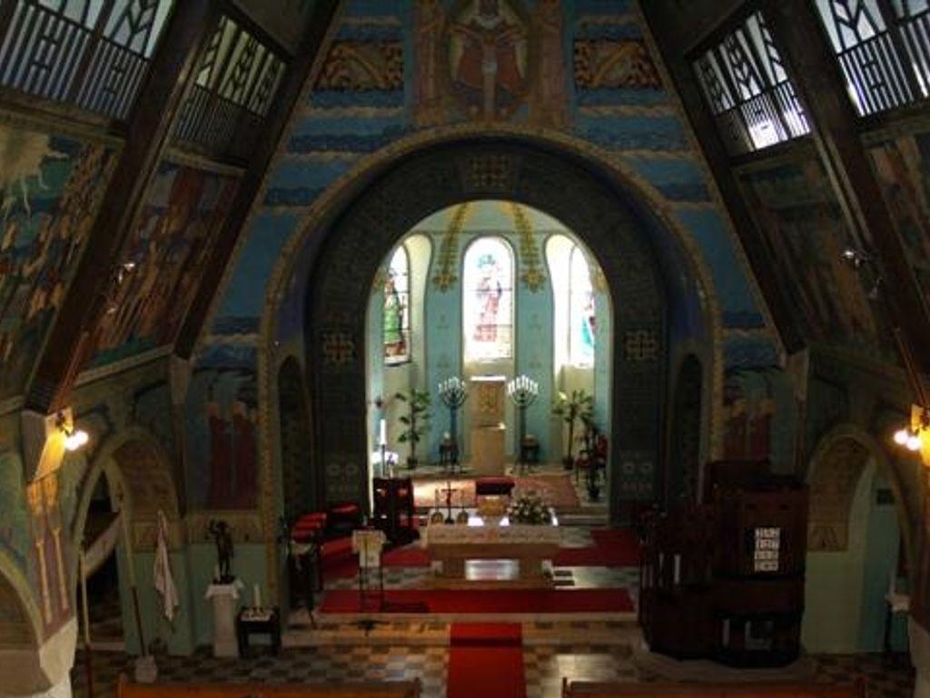 Zebegény templom - Havas Boldogasszony plébániatemplom)