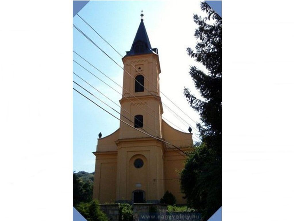 Református Templom - Tokaj