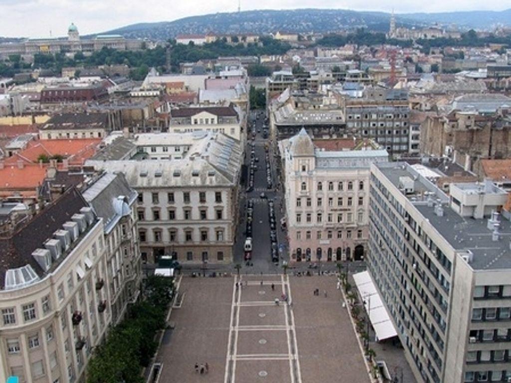 Szent István tér - Budapest