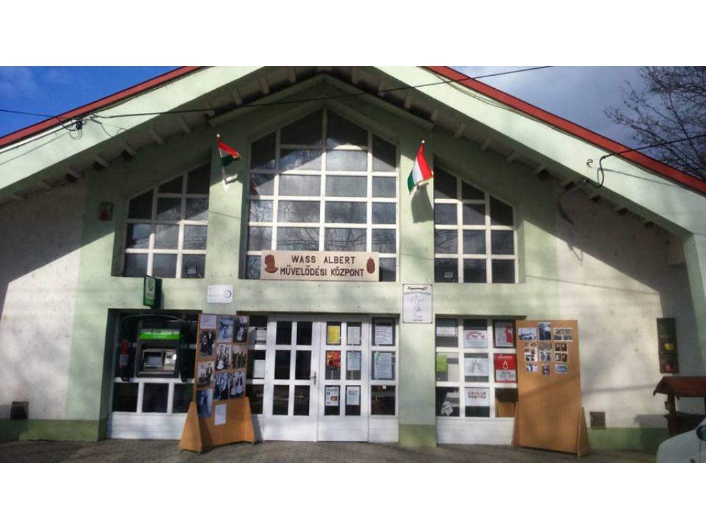 Wass Albert Művelődési Központ és Városi Könyvtár