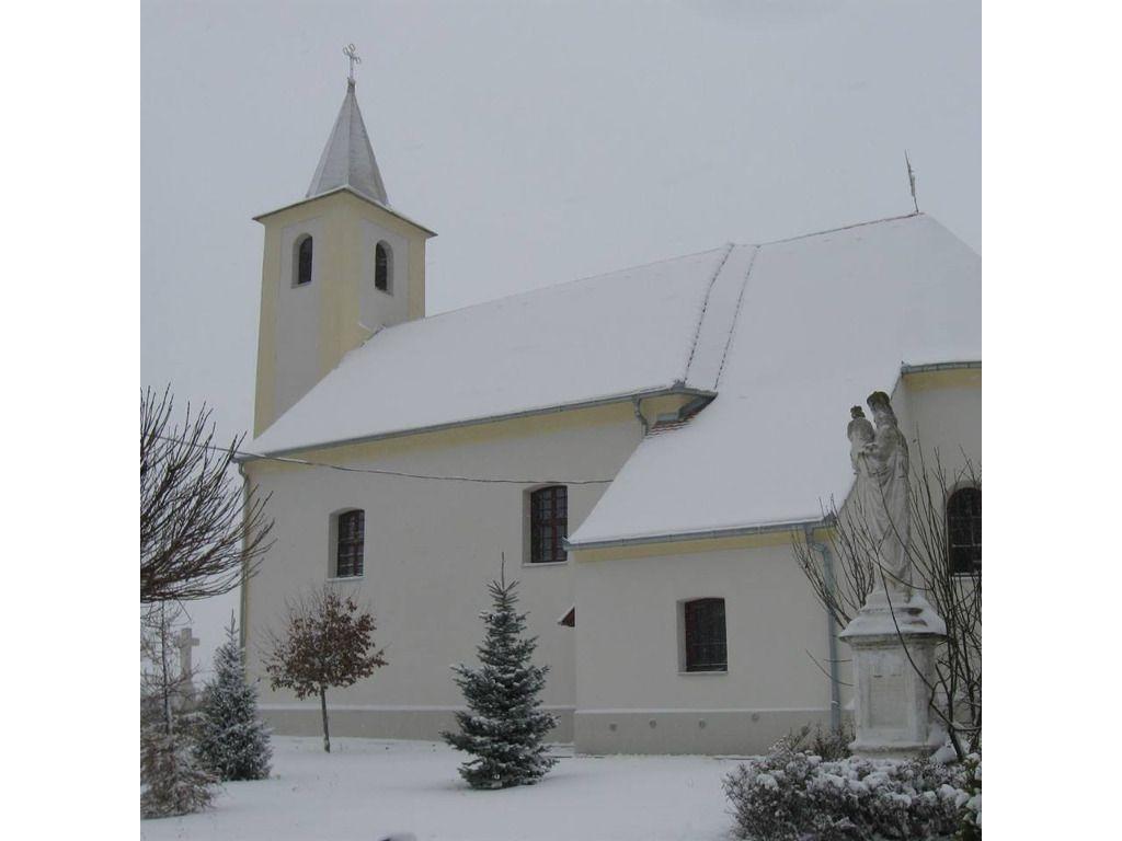 Szent Miklós-templom - Olaszfa