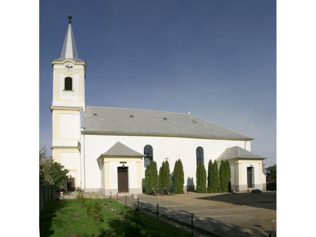 Református templom - Ács