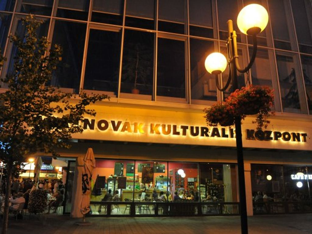 Aba Novák Kulturális Központ