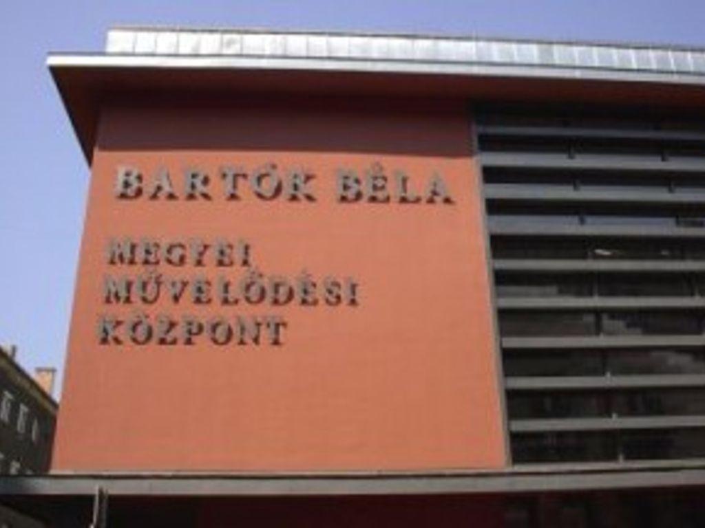 Bartók Béla Megyei Művelődési Központ