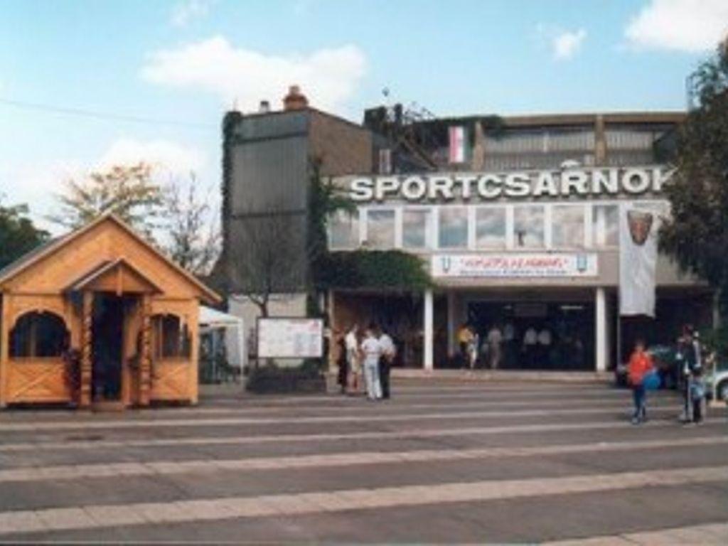 Kaposvár - Városi Sportcsarnok