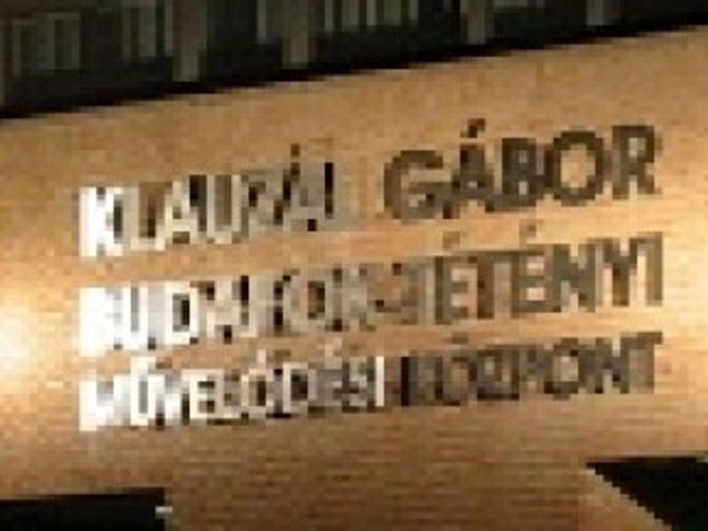 Klauzál Gábor Budafok-Tétényi Művelődési Központ - Klauzál Ház