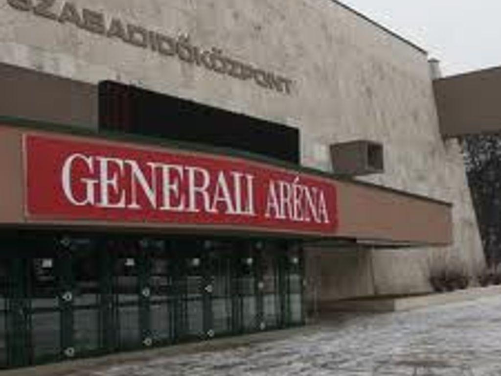 Generali Aréna (Városi Sportcsarnok) - Miskolc