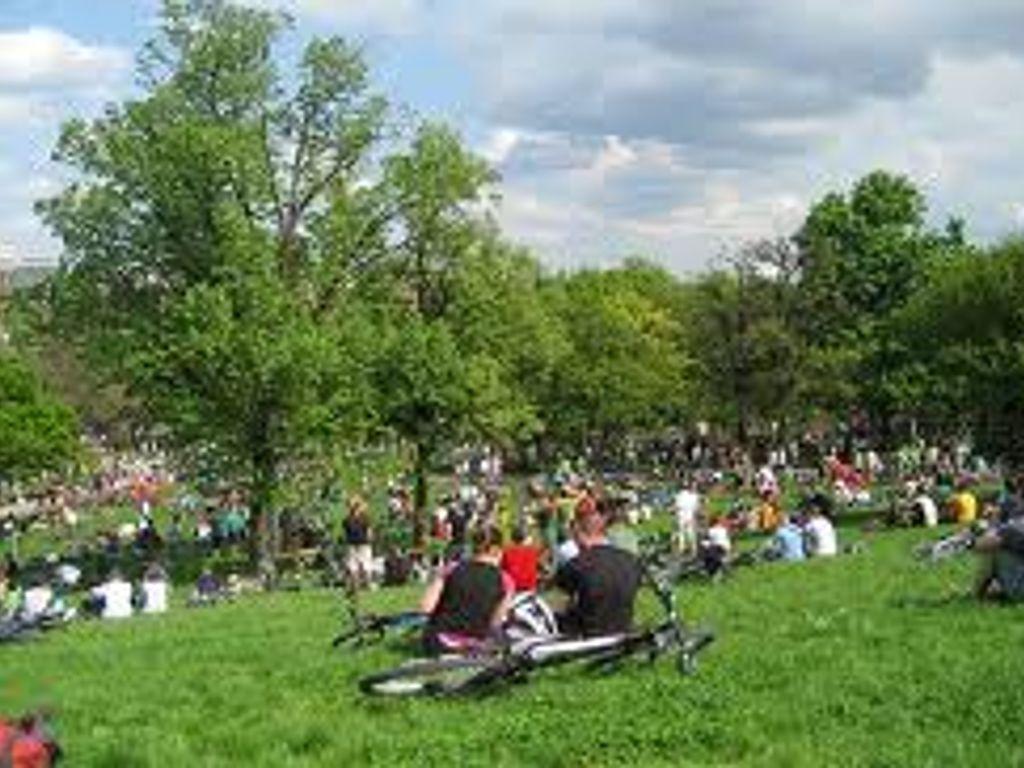 Tabán (park)