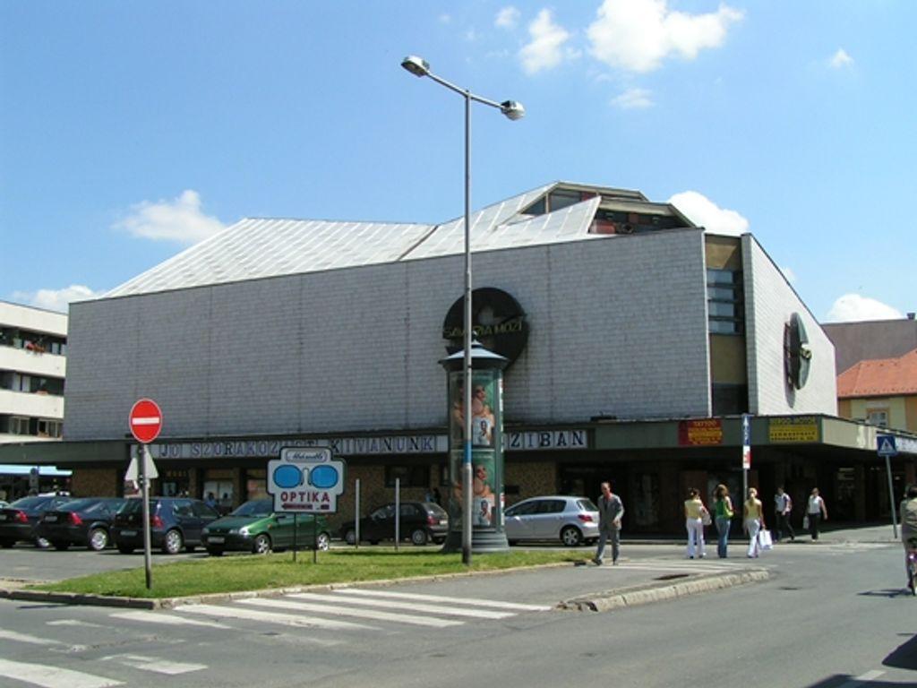 AGORA Savaria - Szombathelyi Kulturális Központ