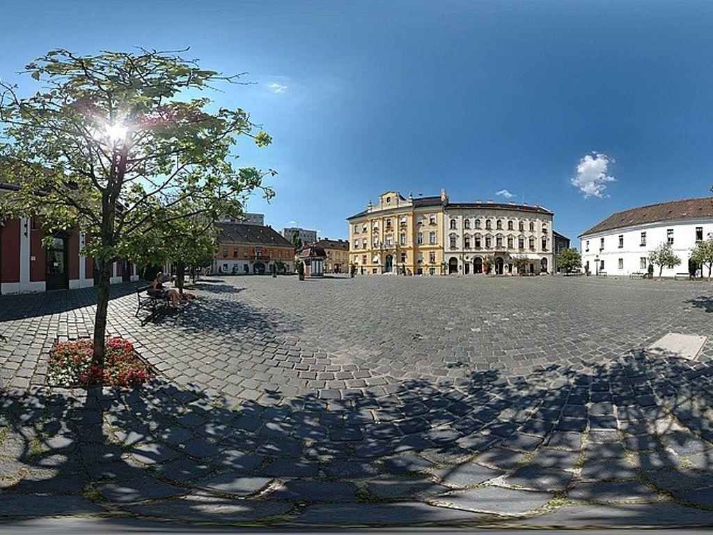 Óbuda Fő tér