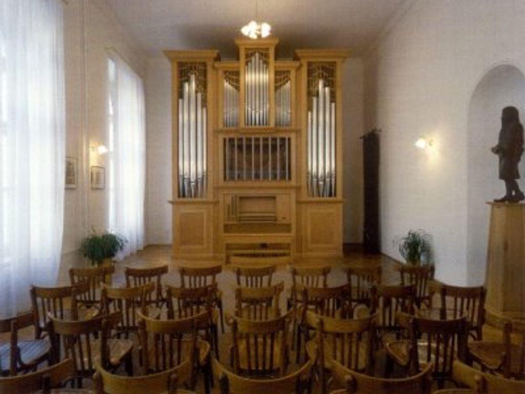 Régi Zeneakadémia - Kamaraterem