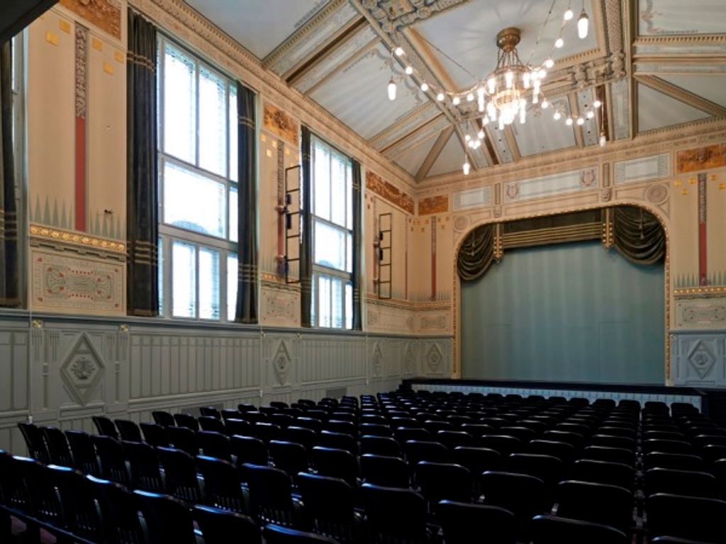 Zeneakadémia - Solti terem