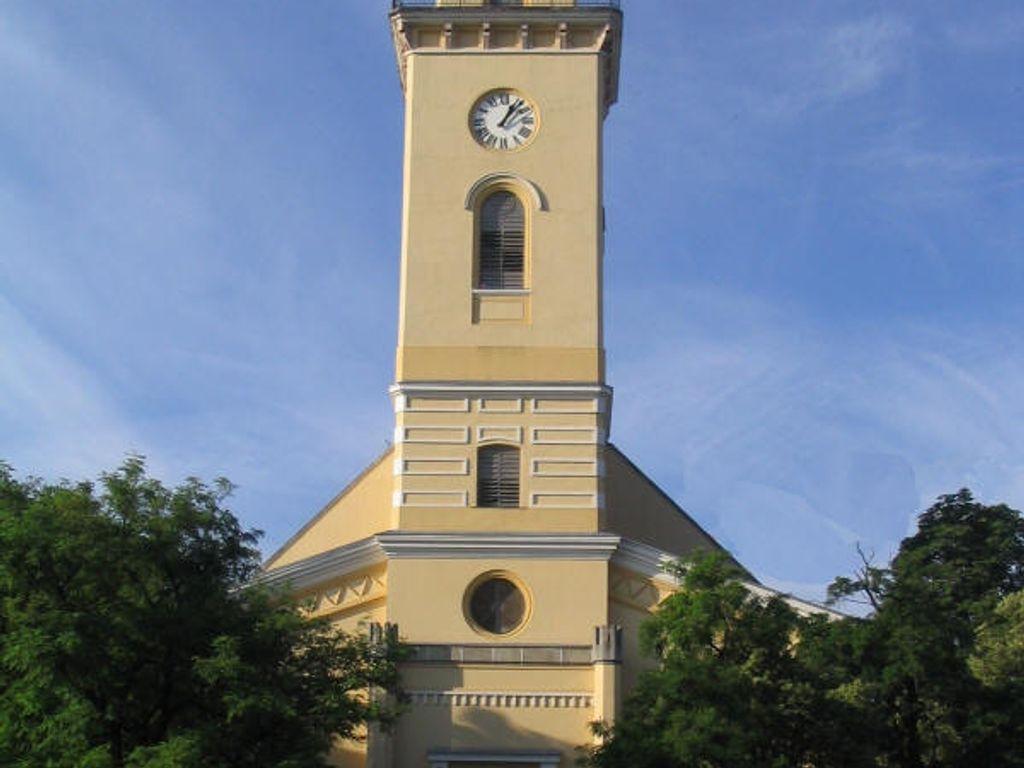 Karcagi  Református Templom