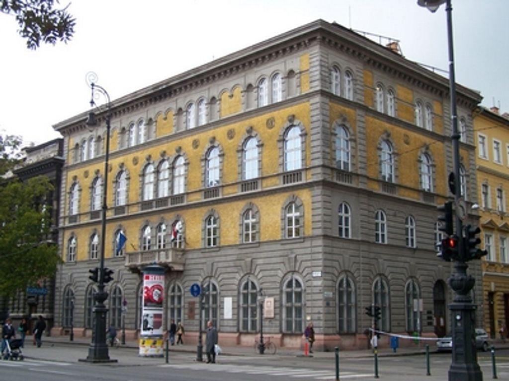 Liszt Ferenc Emlékmúzeum és Kutatóközpont - Régi Zeneakadémia