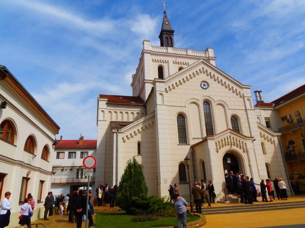 Kecskemét - Evangélikus templom
